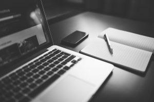 mesa de trabajo transformación digital
